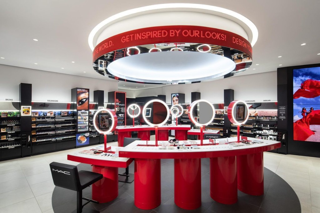 MAC Cosmetics New Concept Store Is The Next Step In Virtual Retail