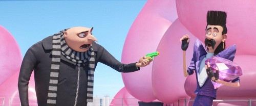 Box Office: 'Despicable Me 3' Nabs Diabolical $29.2M Friday