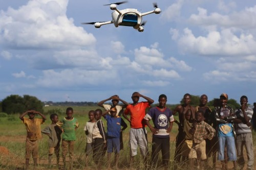 Unicef Malawi Tests First Drone Flights For HIV Early Infant Diagnosis