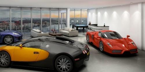 Porsche Design Tower Miami's Fast & Furious Penthouse Sells For $25 Million