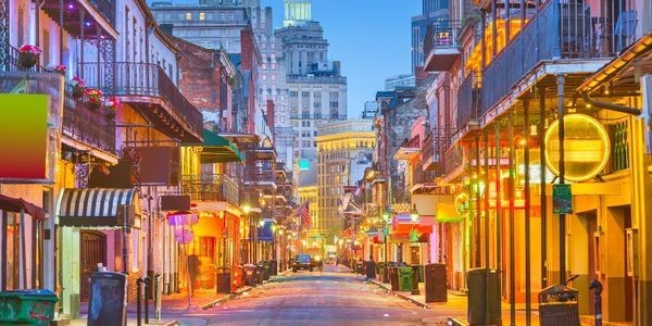 The Best Cruises From New Orleans
