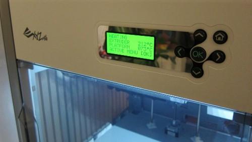 3D Printing At Home: XYZprinting Da Vinci 1.0 3D Printer Review