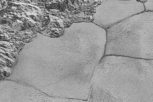 The Wrinkles On Pluto's Heart Could Be Methane-Ice Dunes