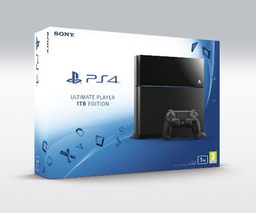 Sony Announces Two New PS4's
