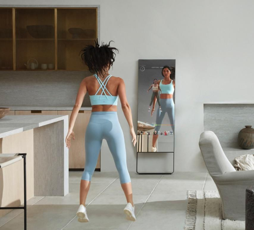 Black Friday Treadmill Deals & Workout Discounts: $500 Off The Mirror, $299 Foldable Treadmill