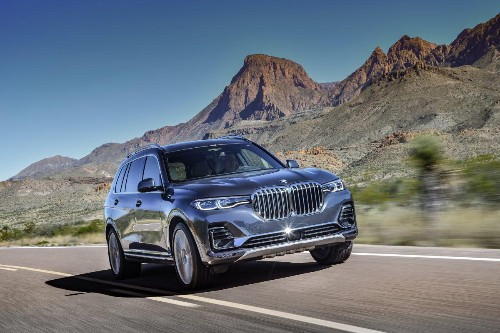 BMW Responds To SUV-Hungry U.S. Market With Brand's Biggest-Ever X7 Crossover