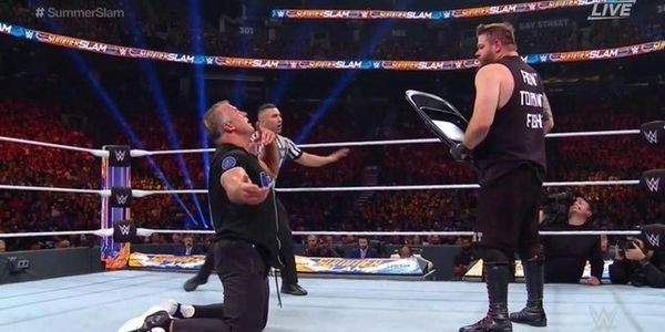 WWE SummerSlam 2019 Results: Kevin Owens Is WWE's New Top Babyface After Defeating Shane McMahon