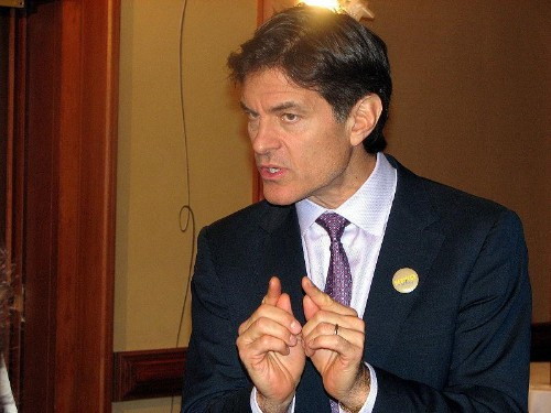 The Best Medical Advice? It May Be To Stay Away From Dr. Oz's