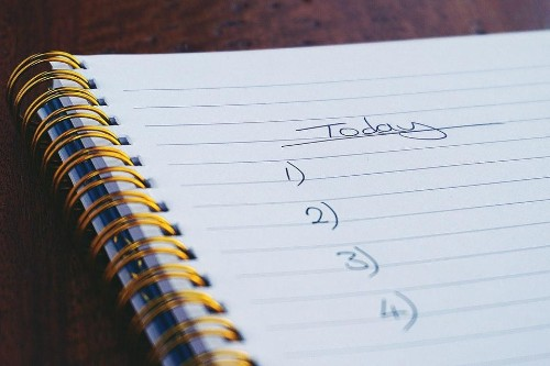Six Ways To Stay Organized When Life Seems To Skid Out Of Control