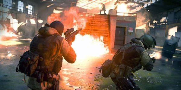 Surprise: The 'Call Of Duty: Modern Warfare' 2v2 Alpha Is Live Right Now On PS4