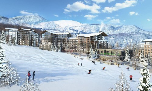Park City's New Billion-Dollar Ski Resort