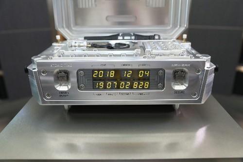 Meet The Urwerk $2.7 Million AMC Atomic Clock And Paired Wristwatch