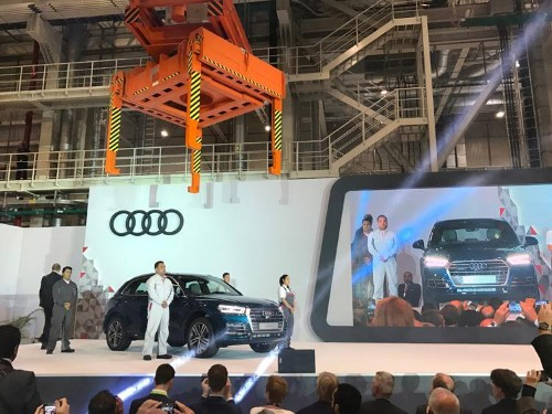 Audi Avoids Trump's Wrath (So Far...) While Opening First Luxury Car Plant In Mexico
