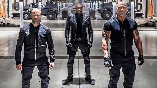 Box Office: 'Hobbs & Shaw' Nears $450 Million As Tarantino And DiCaprio's 'Hollywood' Explodes Overseas