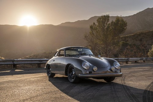 Celebrity Interview: John Oates Talks About His Restored 1960 356 Emory Special Porsche