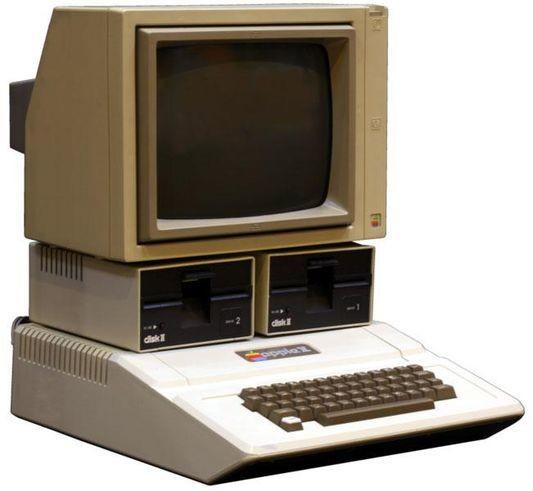 Apple II: 1977