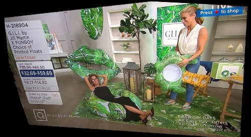 Today Show's Jill Martin Knows How To Sell On TV -- Now She Is Building A Lifestyle Brand On QVC