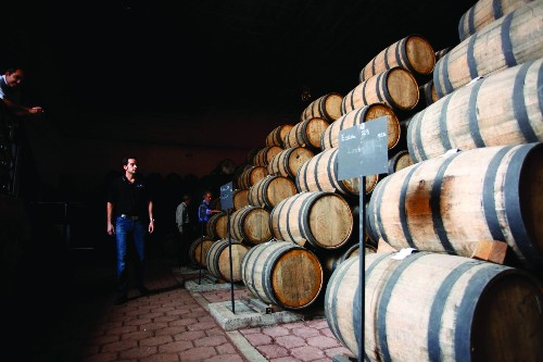 The Hard Sell Of Mexican Tequila Makers