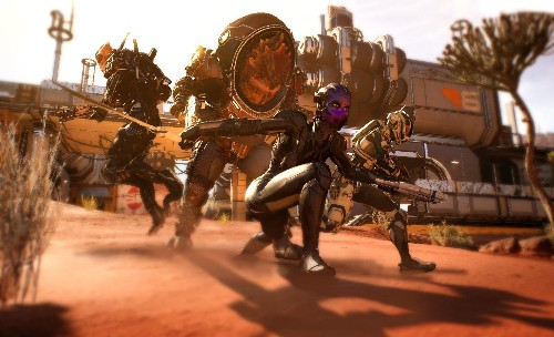 'Mass Effect: Andromeda' Multiplayer Is Messed Up And The Patch Made It Worse