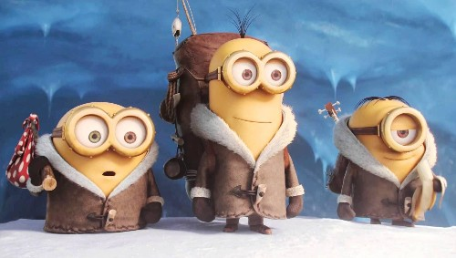 Box Office: 'Minions' Goes Bananas With Record $46M Friday