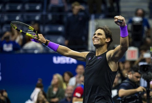 Nadal's Fourth US Open Title Marks Another Historic Achievement