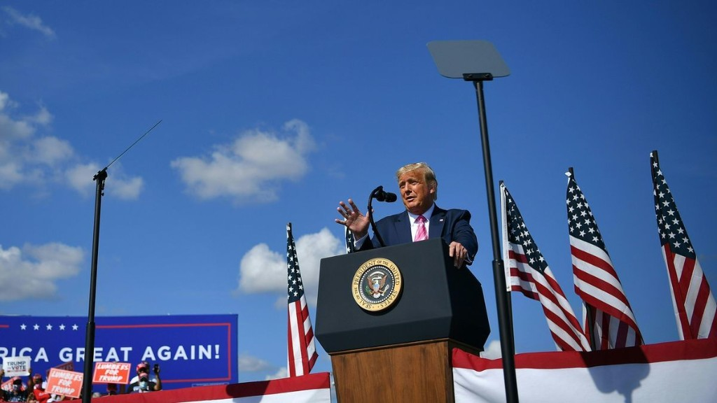 Trump Resurrects False Testing Claim As Daily Covid Cases Hit New High