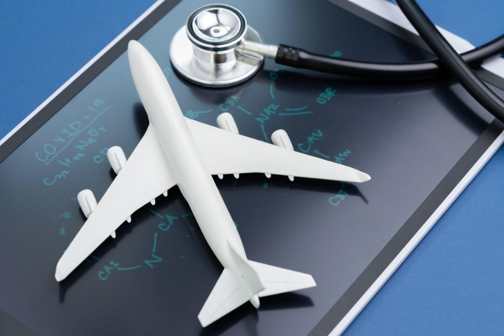 'Any Type Of Travel Needs To Stop,' Says Top Critical Care Pulmonologist