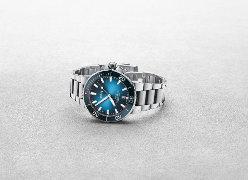 Oris Introduces Watches To Bring Awareness To Our Oceans