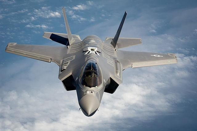 Five Ways The F-35A Fighter Totally Transforms Air Warfare