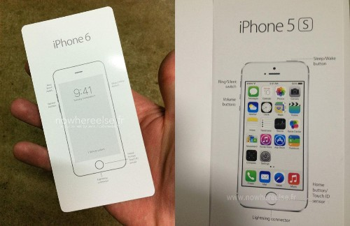 Disputed Apple iPhone 6 Quick Start Guide Leaks, Source Claims 128GB Model