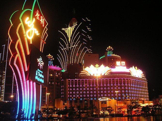 Macau Casino Revenue Falls, VIPs Blamed, Investors Rejoice