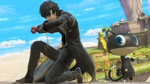 Joker From 'Persona 5' Comes To 'Super Smash Bros. Ultimate' Today