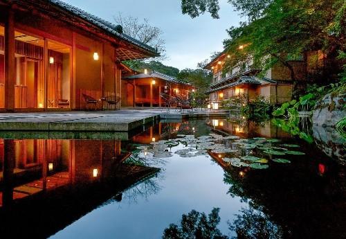 Secluded Japanese Luxury And Gomijizai Cuisine At The HOSHINOYA Kyoto