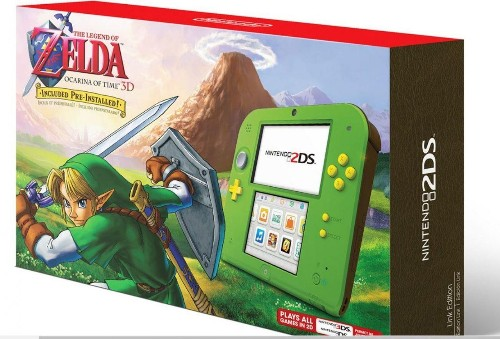Nintendo Announces Some Interesting Black Friday Deals For Switch, Zelda, 2DS And 3DS