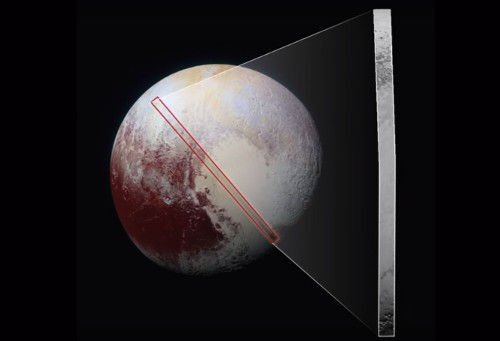 Fly Over NASA's Greatest-Ever View Of Pluto