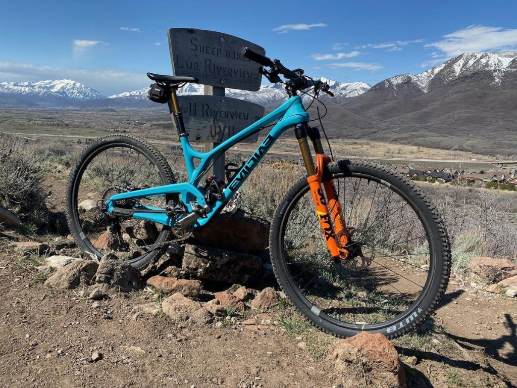 The Offering From Evil Bikes Could Be The Ultimate Trail Bike