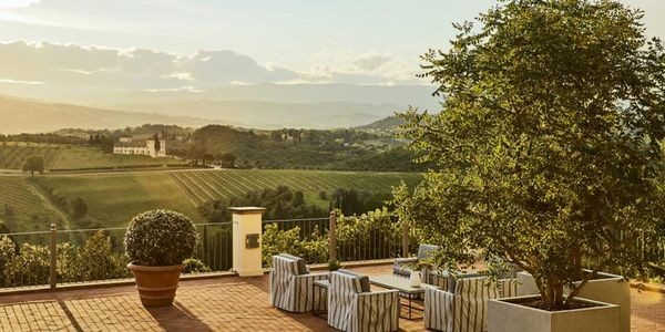 This Is The Place To Stay In Tuscany Now