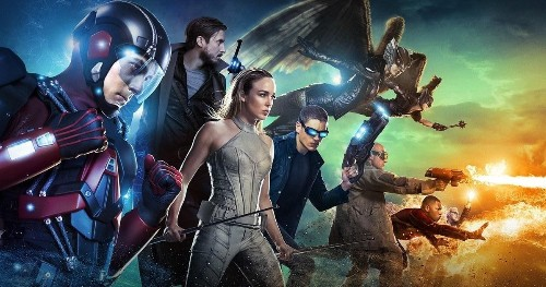 'Legends of Tomorrow' Review: The Most Comic Book Show On TV