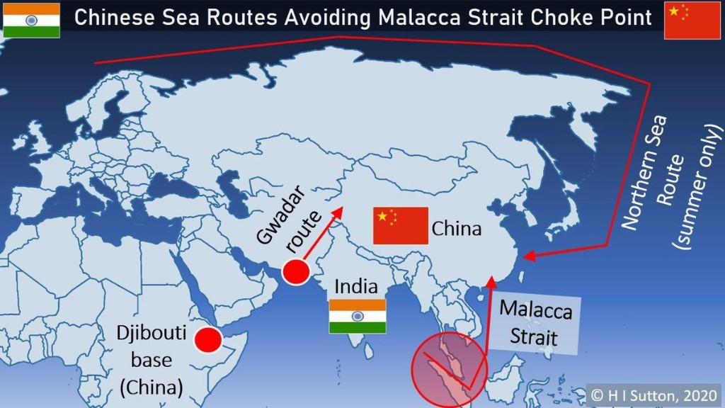 Could The Indian Navy Strangle China's Lifeline In The Malacca Strait?