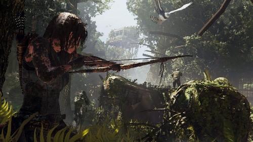 In The New Tomb Raider, Lara Croft Gets Woke