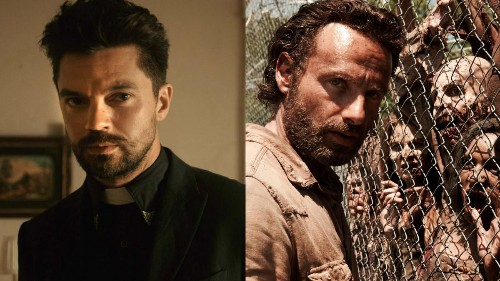 Hopefully 'Preacher' Can Free AMC From Its 'Walking Dead' Ratings Prison
