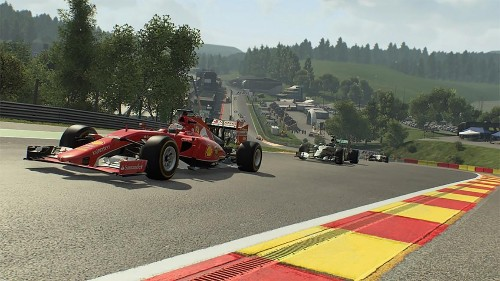 'F1 2015' Ups Realism With Engine Overhaul And Online Practice Sessions