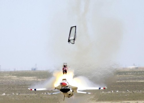 Congress Should Fully Fund The Air Force's Long-Overdue Competition For A Safer Ejection Seat