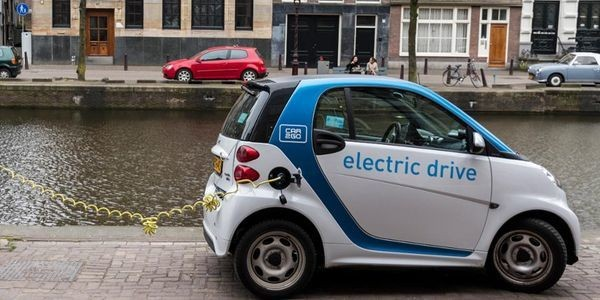 Amsterdam May Ban Gasoline-Powered Vehicles In 2030. What Will That Look Like?