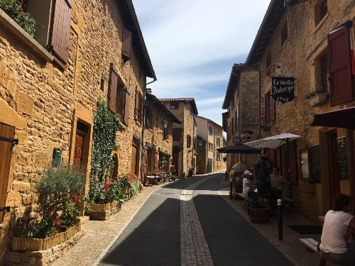 If You've Never Explored French Wine Country, Begin With Beaujolais