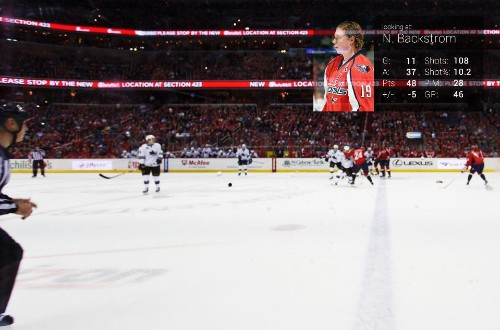 How Google Glass Is Building New Venues For Sports Sponsors