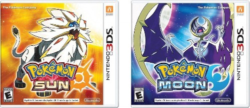 What's The Difference Between Pokemon Sun And Moon?