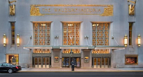 Chinese Company Purchases The Waldorf Astoria, Is A 'China Panic' Next?