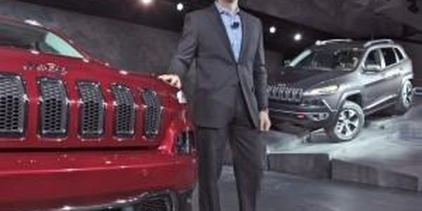 Jeep CEO Mike Manley Says It's Time To Change, Calls The 2014 Cherokee 'Progressive'
