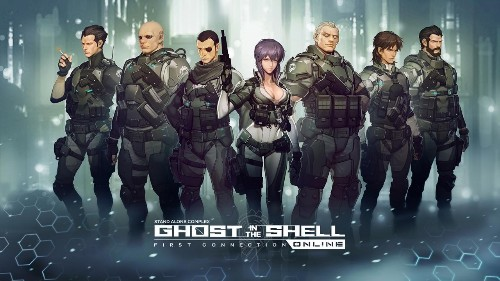 'Ghost In The Shell Online' To Be Released First In The US